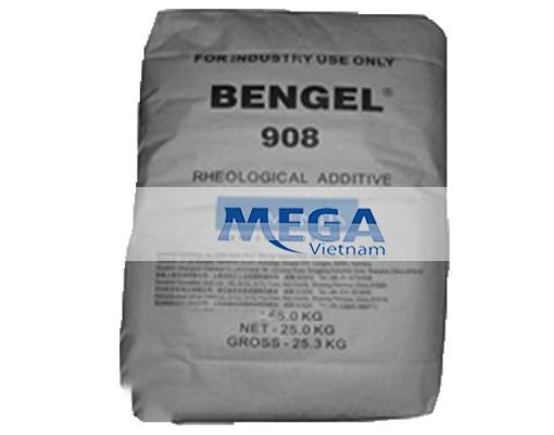 PHỤ GIA LƯU BIẾN CHO SƠN BENTONITE BENGEL 908
