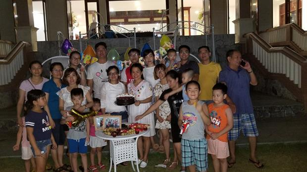 MEGA VIETNAM ORGANIZED BIRTHDAY PARTY IN QUARTER 2 FOR STAFF
