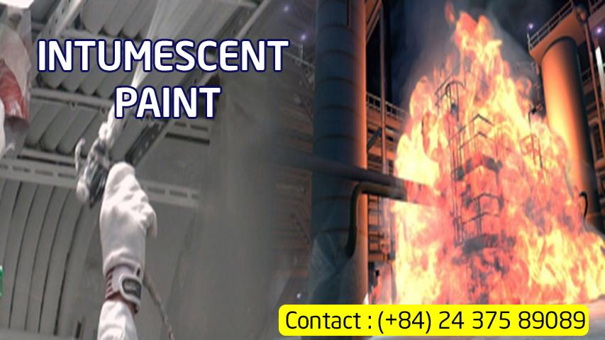 INTUMESCENT PAINT